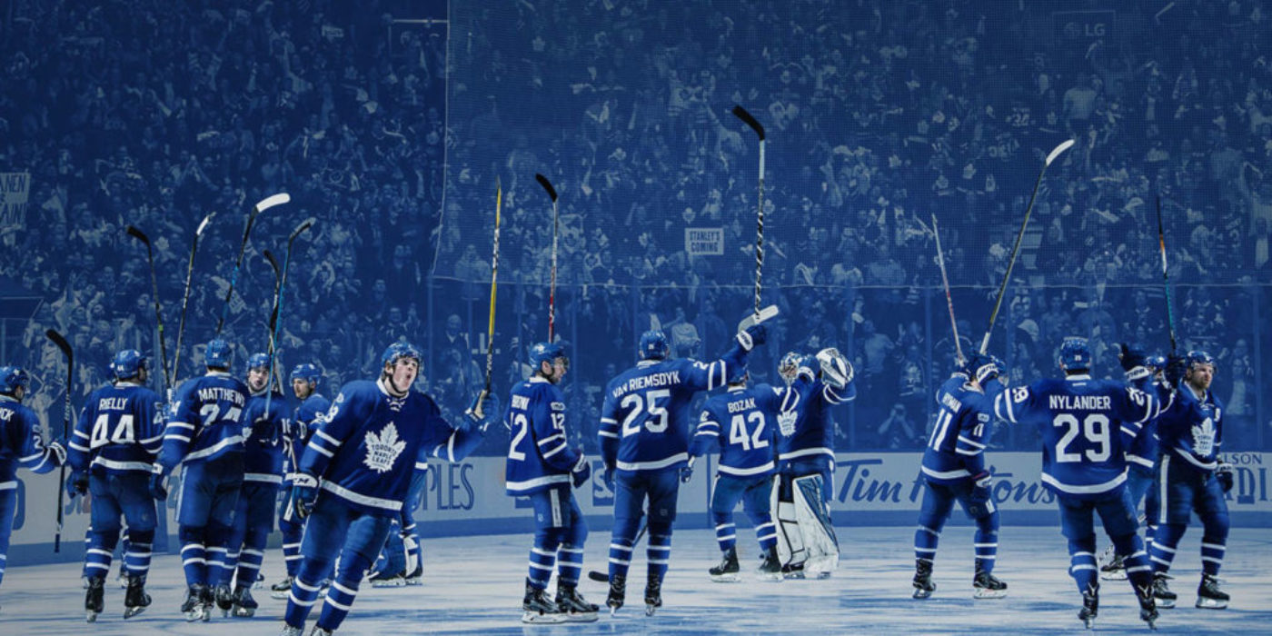 Leafs Suffer Major Upset, After Leading Series 3-1